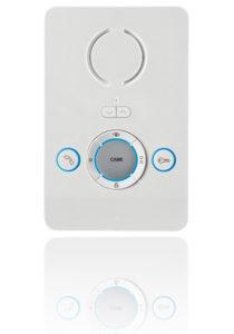Bezsłuchawkowy odbiornik mieszkaniowy audio audio perla