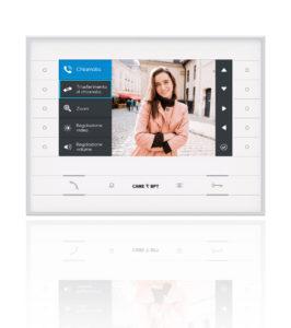 Bezsłychawkowy panel mieszkaniowy futura x1