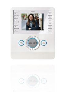 Bezsłuchawkowy panel mieszkaniowy wideo perla