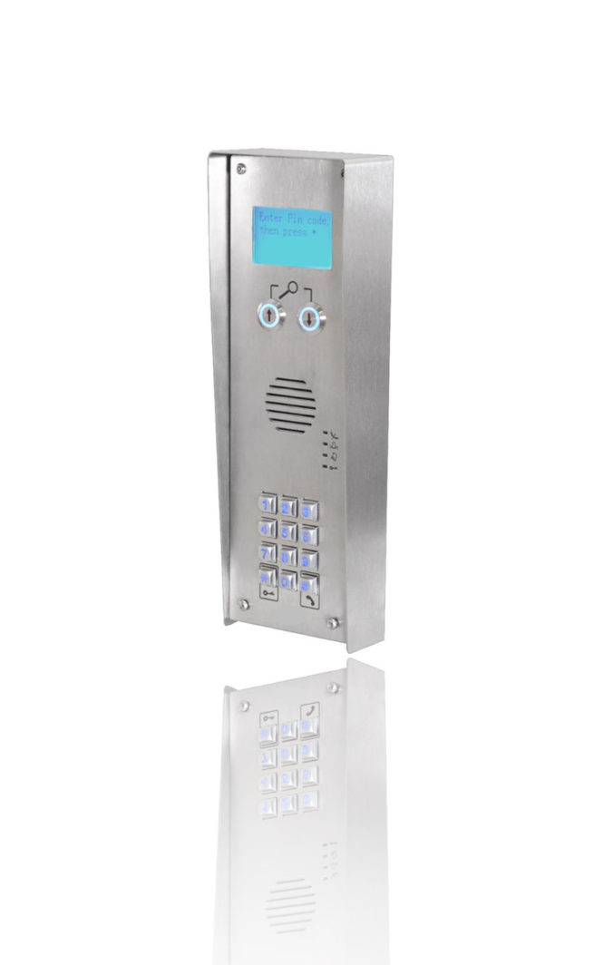 Domofon GSM